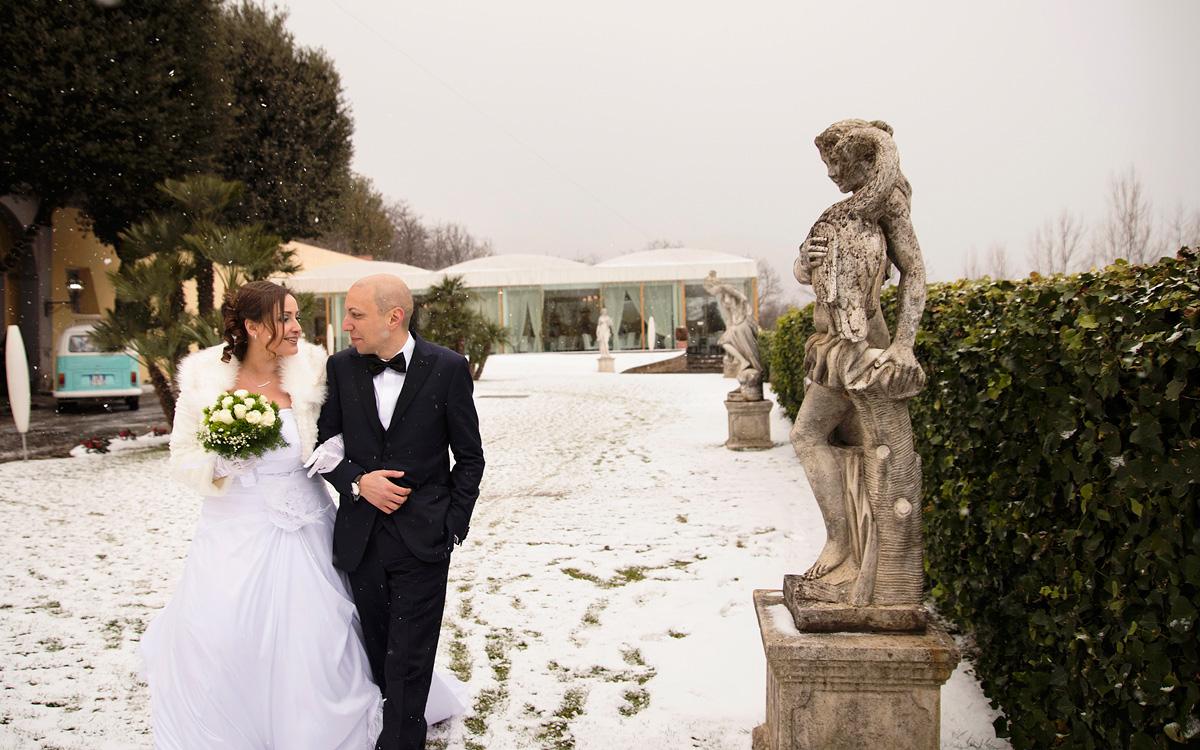 matrimonio invernale sposarsi d'inverno napoli caserta