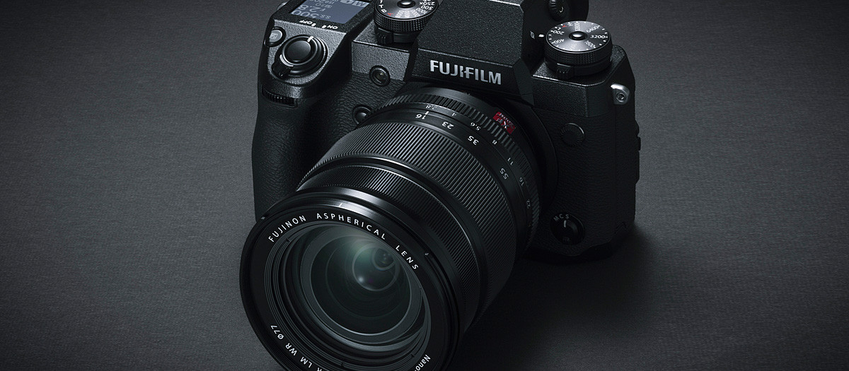 Test Fujifilm XH1